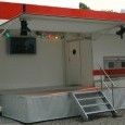Small Stage Trailer Germany - Roadshow trailers