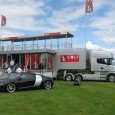 Gull Wing Pod Hospitality Trailer - Roadshow trailers