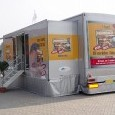 Double Podded Exhibition Trailer - Roadshow trailers