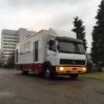 Mobile Office Mercedes 2 - Roadshow trailers