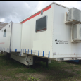 Mammography Trailer with slide out (2x Available) - Roadshow trailers