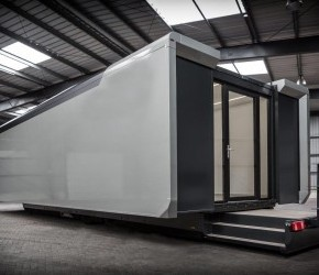 NEW Expandable Exhibition Trailer - Roadshow Trailers