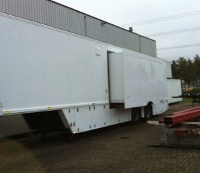 Cath Lab Trailer - Roadshow Trailers